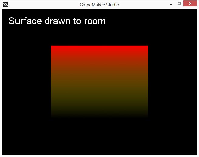 Surface Overlay On Room